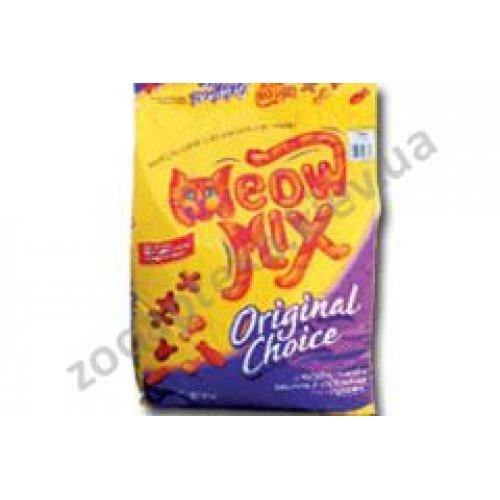 Meow Mix Original - Корм Мяу Микс Оригинал для взрослых кошек