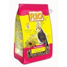 Rio Parakeets - корм Рио для средних попугаев в период линьки