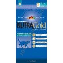 Nutra Gold Hairball Control - Корм Нутра Голд Хэрбол для взрослых кошек