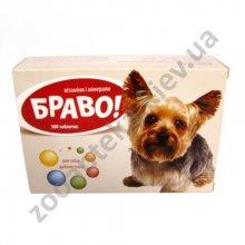 Артериум витаминно-минеральный комплекс Браво для собак мелких пород