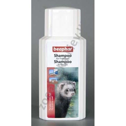 Beaphar Shampoo For Ferrets - шампунь Бифар для хорьков