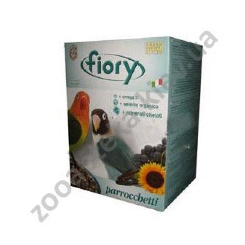Fiory - корм Фиори для средних попугаев