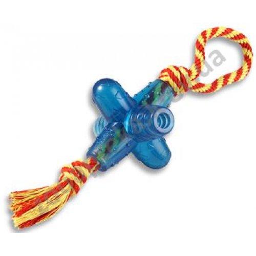 Petstages Orka Jack smal w/rope - іграшка Петстейджес