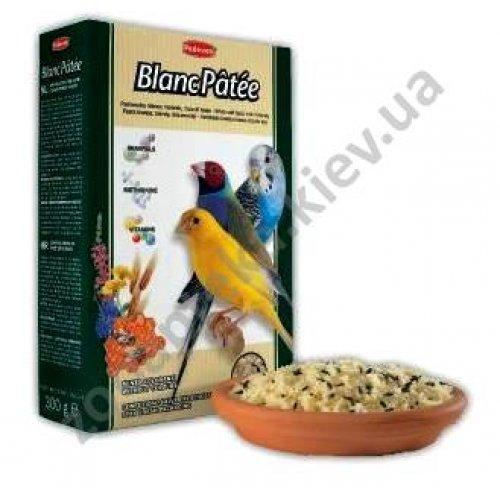 Padovan Blanc Patee - специальный корм Падован премиум класса для всех декоративных птиц