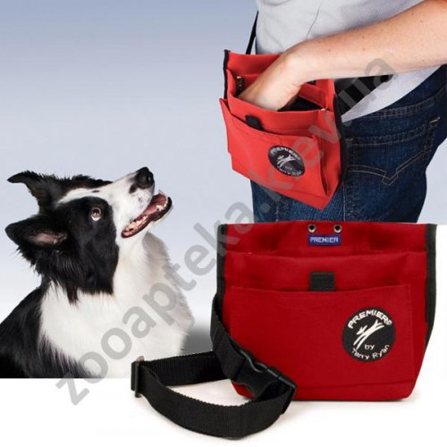 Premier Treat Pouch - дрессировочная сумка Премьер для лакомств собак