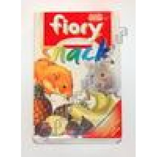 Fiory Snack - лакомство Фиори Снек с фруктами для хомяков