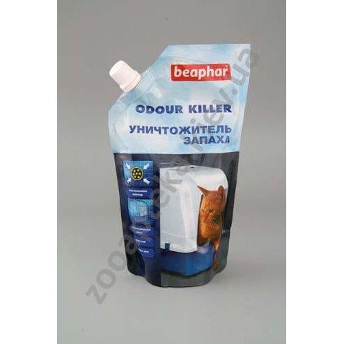 Beaphar Odour Killer For Cats - дезодорант Бифар для кошачьих туалетов