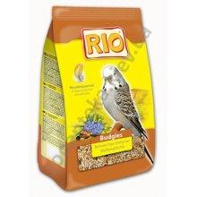 Rio Badgies - корм Рио для волнистых попугайчиков в период линьки