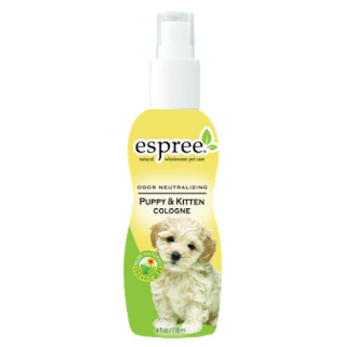 Espree Puppy and Kitten Baby Powder Cologne - одеколон Эспри с запахом детской присыпки