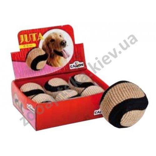 Camon - мяч Камон джутовый для собак