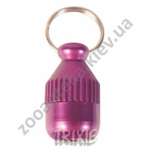 Trixie - капсула Трикси для адреса на ошейник
