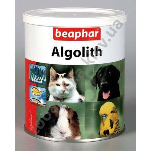 Beaphar Algolith - Бифар Алголит пищевая добавка для активизации пигмента шерсти и перьев