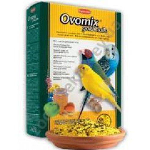 Padovan Ovomix Gold - комплексный нежный корм Падован для выкармливания птенцов и линьке птиц