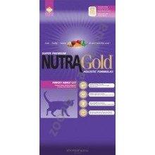Nutra Gold Finicky - Корм Нутра Голд для привиредливых кошек