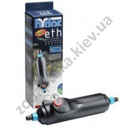 Hydor ETH 200 - наружный проточный обогреватель воды Хайдор, 200Вт