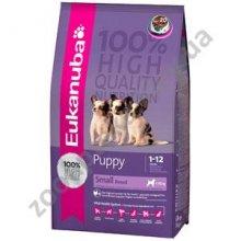 Eukanuba Puppy & Junior Small Breed - корм Эукануба для щенков мелких пород