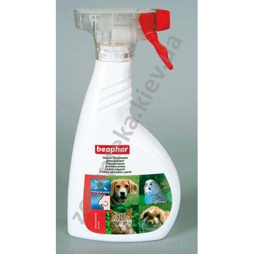 Beaphar Odour Killer Spray - уничтожитель запаха Бифар