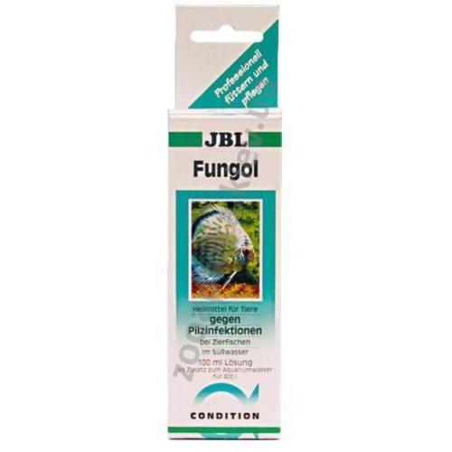 JBL Fungol - препарат Фунгол против грибковой инфекции и грибка на икре