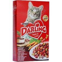 Darling Adult with meat - корм Дарлинг для взрослых кошек, с мясом и овощами