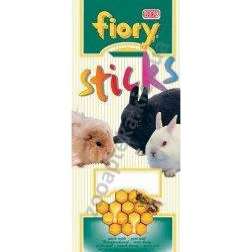 Fiory Sticks - палочки Фиори Стикс для морских свинок с медом