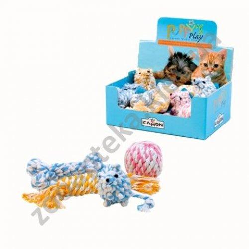 Camon - игрушка из хлопка Камон для щенков и кошек