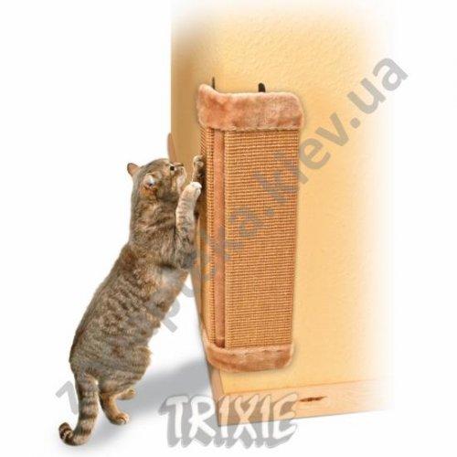 Trixie - когтеточка Трикси Доска угловая разноцветная