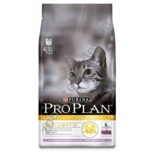 Purina Pro Plan Adult Light - Корм Пурина Про План (облегченный) для взрослых котов