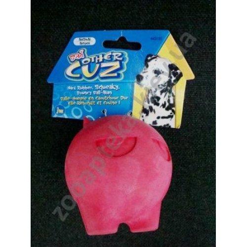 JW Pet Company - Джей Ви Пет Компани игрушка из плотной резины для средних пород собак