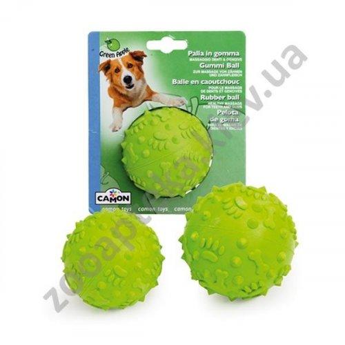 Camon green apple - игрушка для собак Камон мяч резиновый