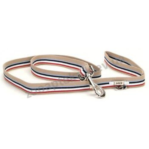 Coastal Charming Stripes Lead - поводок для собак Коастал