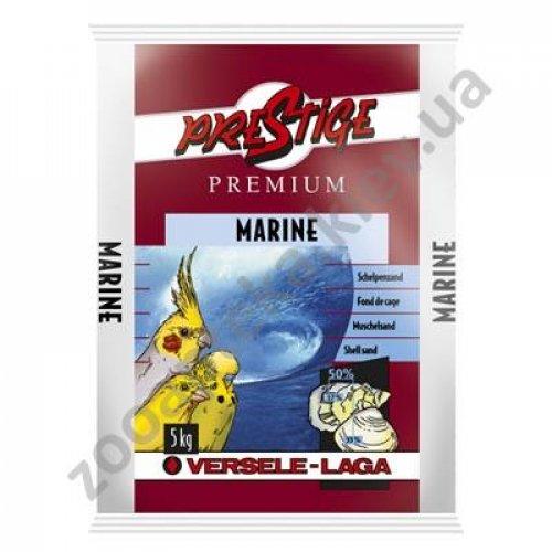 Versele-Laga Prestige Premium Marine - песок Версель-Лага из морских раковин для птиц