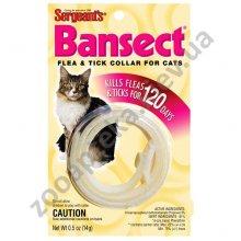 Seargeants Bansect - Сержантс Бансект ошейник от блох для кошек