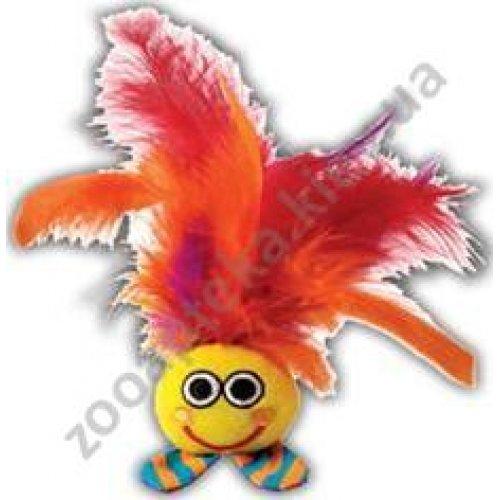 Petstages Feather Buddy - игрушка Петстейджес Приятели с перьями