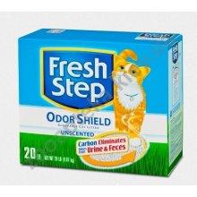 Fresh Step Odor Shield - комкующийся наполнитель Фреш степ на основе глины