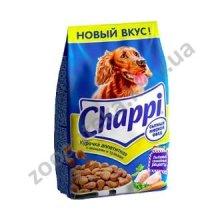 Chappi - сухой корм Чаппи с курицей и овощами для собак
