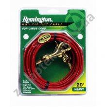 Remington Heavy Cable - суперпрочный кабель Ремингтон для привязи собак