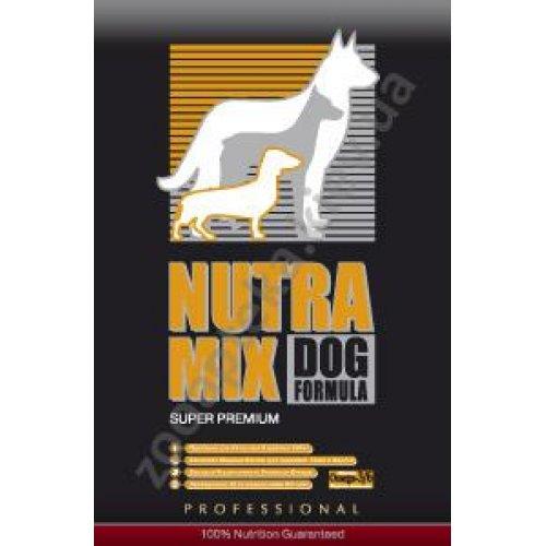 Nutra Mix Professional - корм Нутра Микс для активных собак (черная)