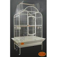Золотая Клетка - вольер для крупных птиц Модель А21
