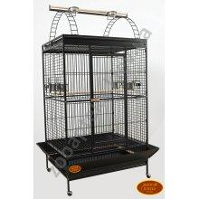 Золотая Клетка - вольер для крупных птиц Модель А23