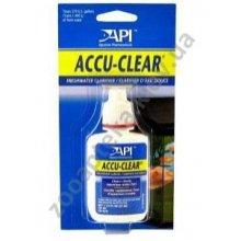 API Accu-Clear 1-1/4 oz. bottle on card - очиститель АПИ от взвеси и мути для аквариумов
