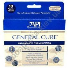 API General Cure Powder Packets - препарат АПИ Дженерал против всех форм паразитов