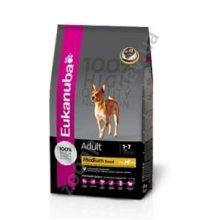 Eukanuba Adult Medium Breed - корм Эукануба для взрослых собак средних пород
