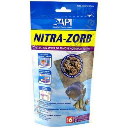 API Nitra-Zorb - средство для удаления аммиака из аквариума Апи Нитра Зорб