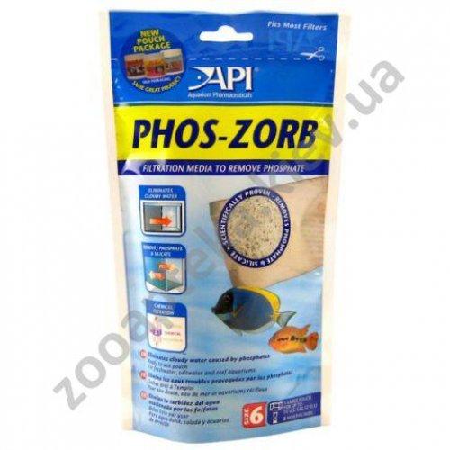 API Phos-Zorb - средство для удаления фосфатов и силикатов Апи Фос Зорб
