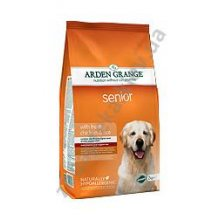 Arden Grange Adult Dog Senior - корм Арден Гранж для стареющий собак
