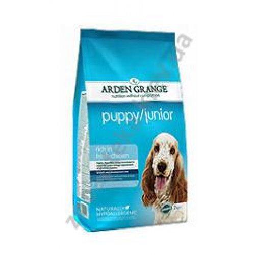Arden Grange Puppy/Junior - корм Арден Гранж для щенков
