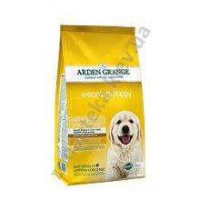 Arden Grange Weaning/Puppy - корм Арден Гранж для щенков с курицей и рисом