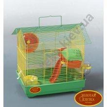 Золотая Клетка - клетка для маленьких грызунов Модель B235