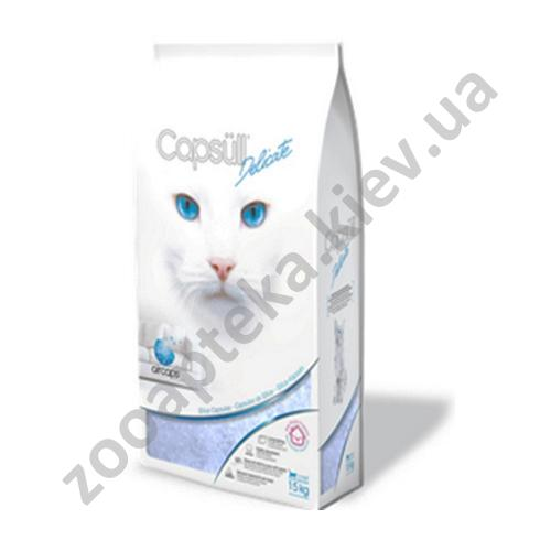 Capsull Delicate - наполнитель Капсуль Деликат для туалетов кошек и котят