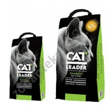 Cat Leader Classic with Wild Nature - супер-впитывающий наполнитель Кэт Лидер Классик